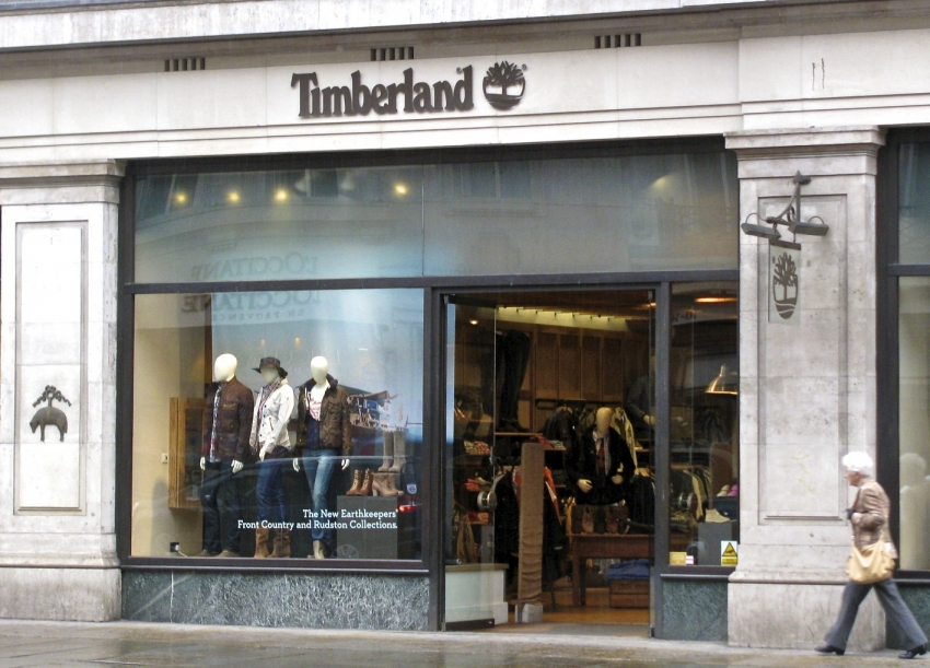 magasin timberland