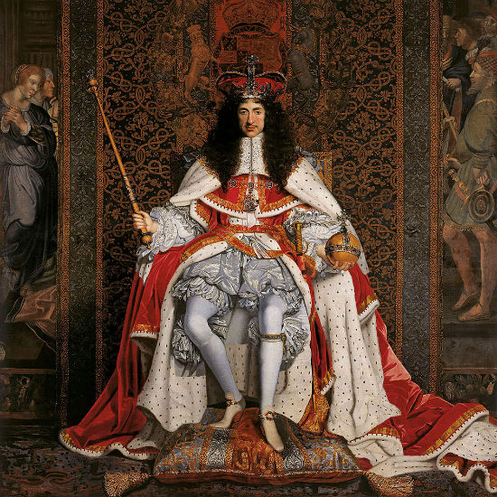 Charles II of England - Mayfair
