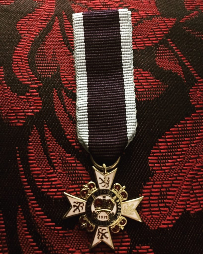 The Order of the Crown of Stuart