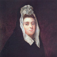 Mary Davies of Mayfair, London