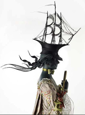 "Philip Treacy ""The Ship"""