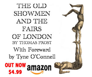 The Old Showmen and the Fairs of London