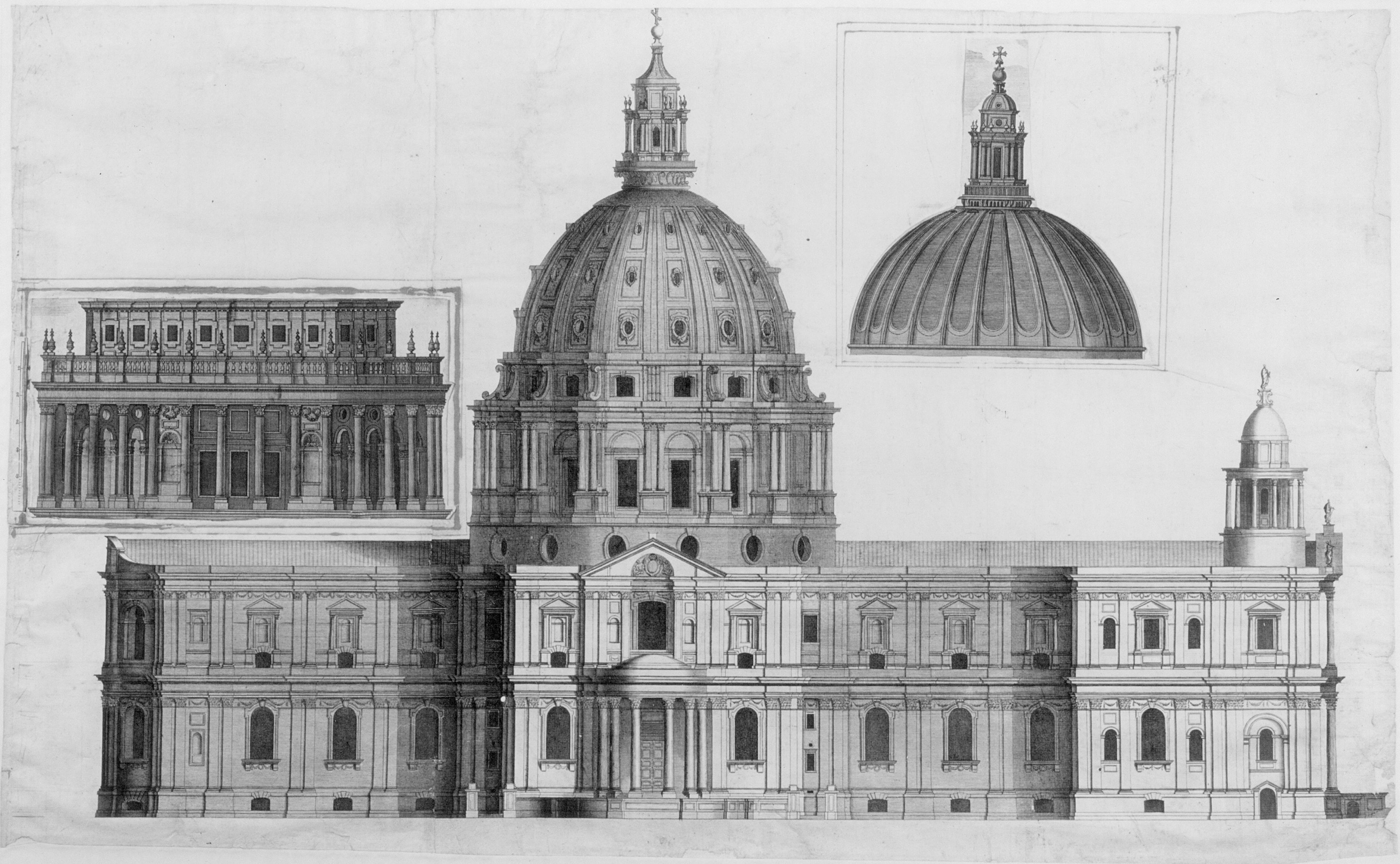 St Paul's Cathedral by Elizabeth Wilbraham