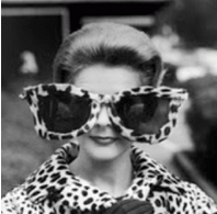Sunglasses - maketh the Mayfair girl