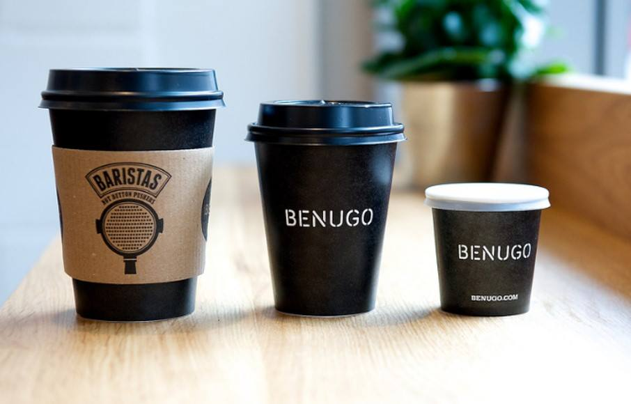 benugo coffee offer