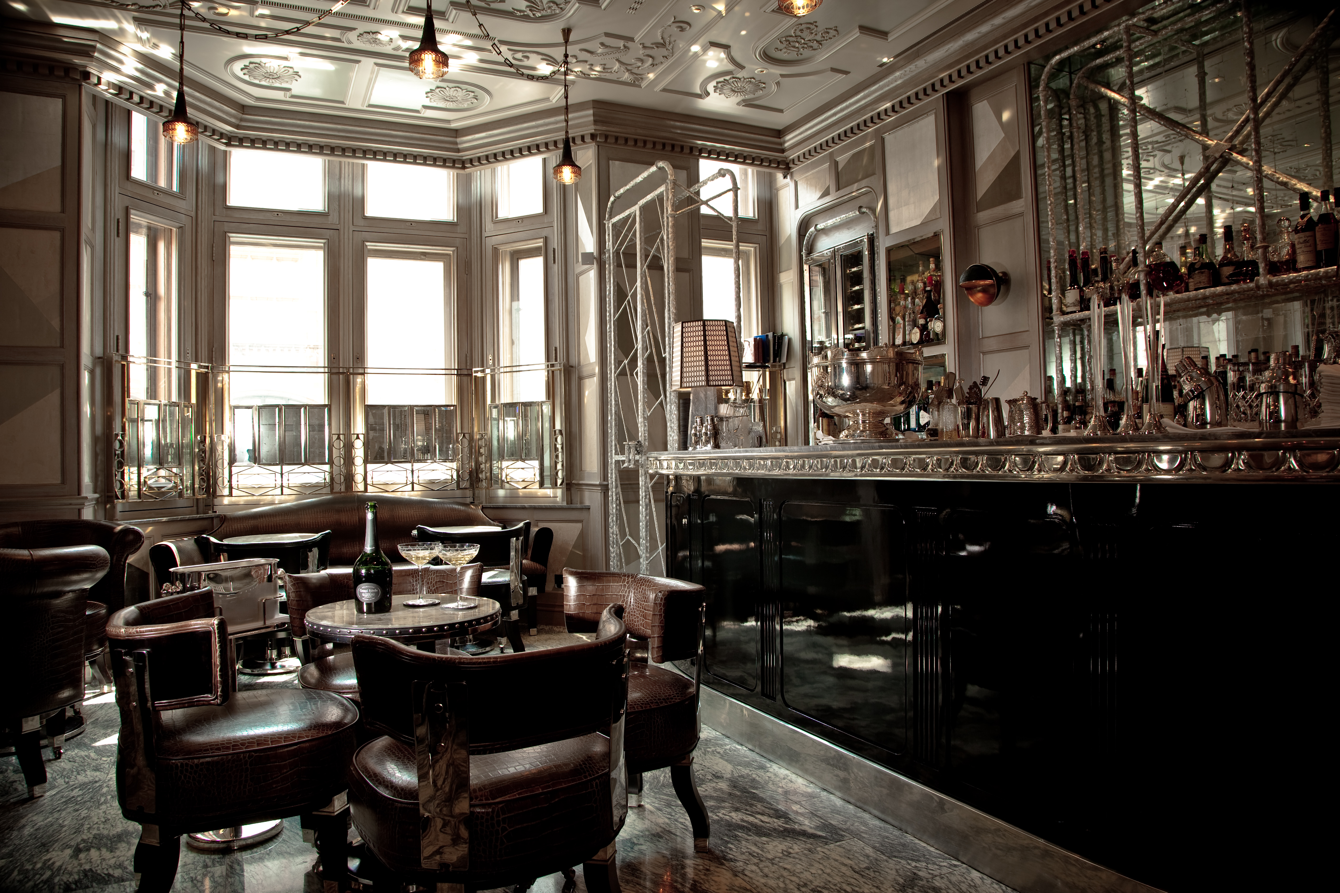 Connaught Bar At The Connaught Hotel