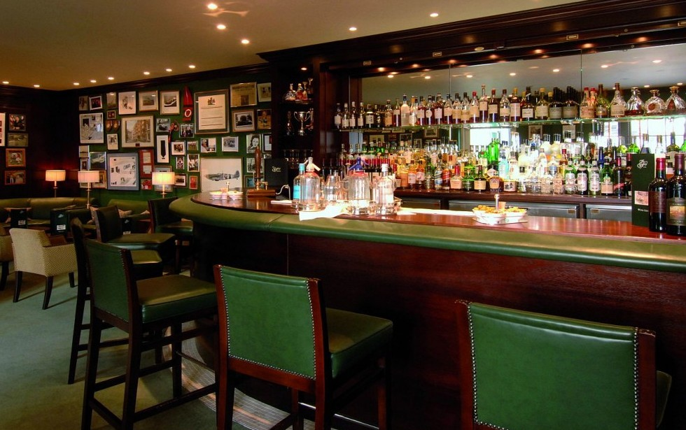 The American Bar At The Stafford Hotel